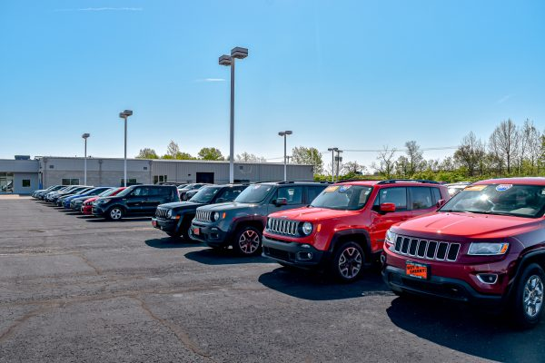 Sherry Chrysler Dealership Piqua Ohio Lease Deals Incentives