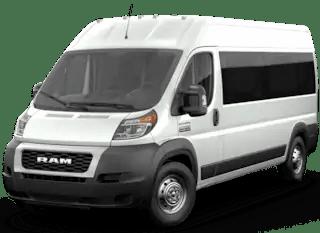 new ram 2500 promaster van