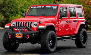 new rocky ridge jeep dealer
