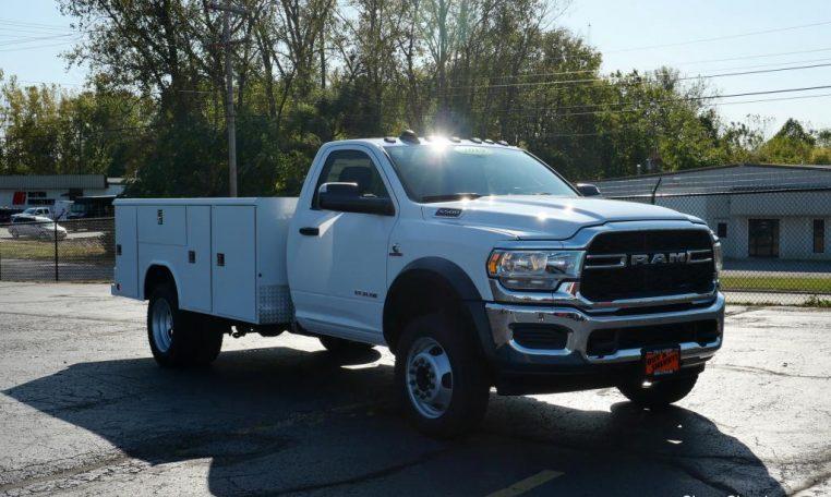 commercial trucks columbus ohio