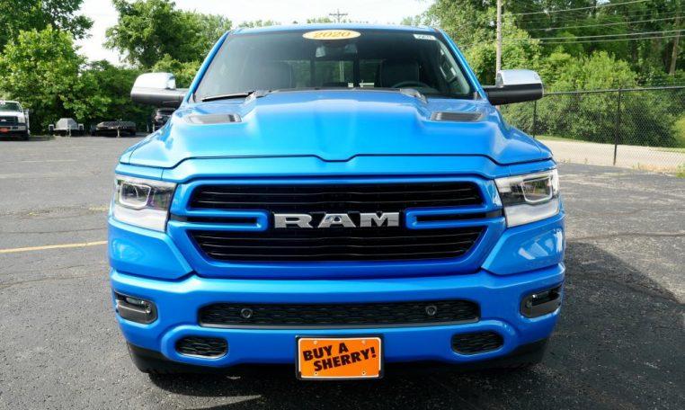 Lifted Trucks For Sale In Ohio >> 2020 Ram 1500 Laramie Sport | 29676T | Paul Sherry ...
