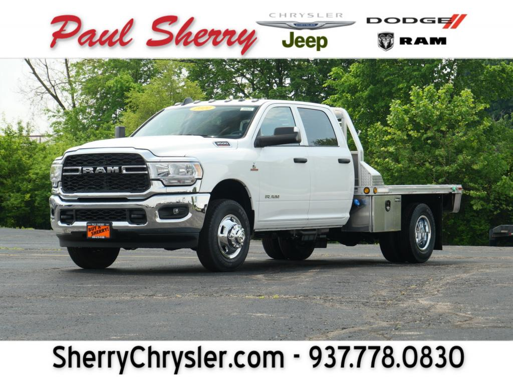2020 Ram 3500 Commercial Hillsboro Aluminum Flatbed 29522t Paul Sherry Chrysler Dodge Jeep Ram