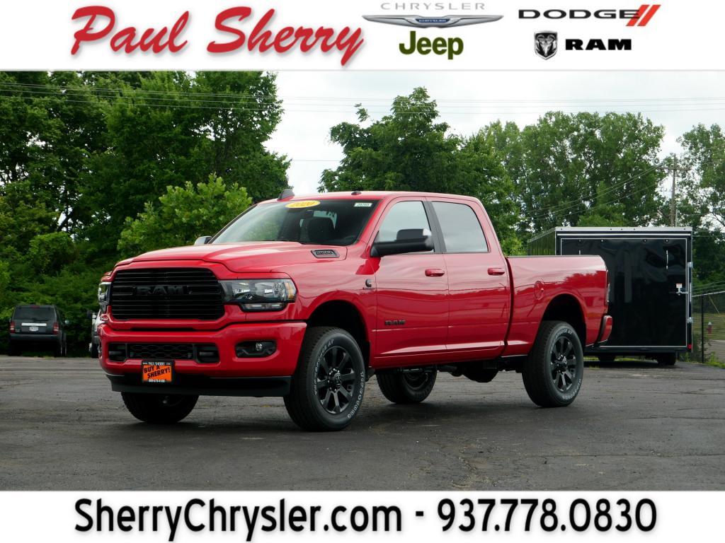 2020 Ram 2500 Night Edition 29765t Paul Sherry Chrysler Dodge Jeep Ram