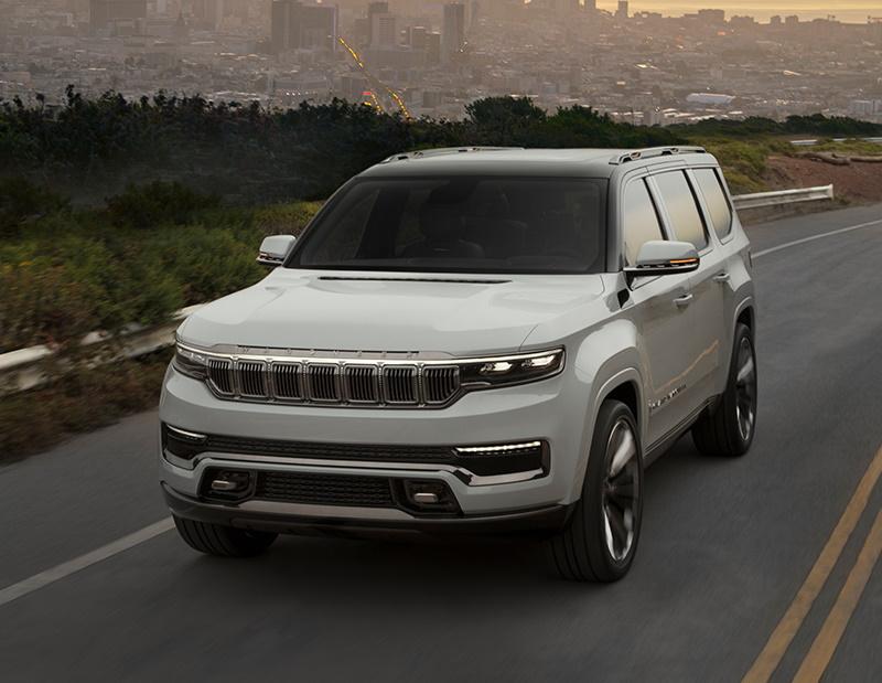 new jeep wagoneer ohio