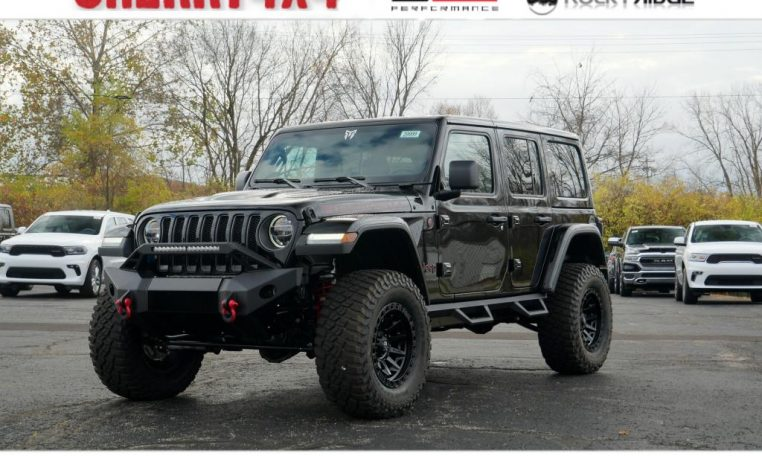 2021 jeep wrangler unlimited - rocky ridge trucks k2