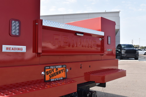 custom cincinnati fleet trucks