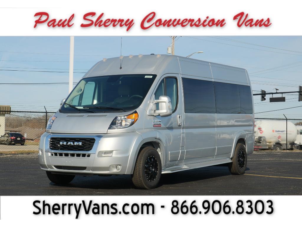 new conversion van for sale